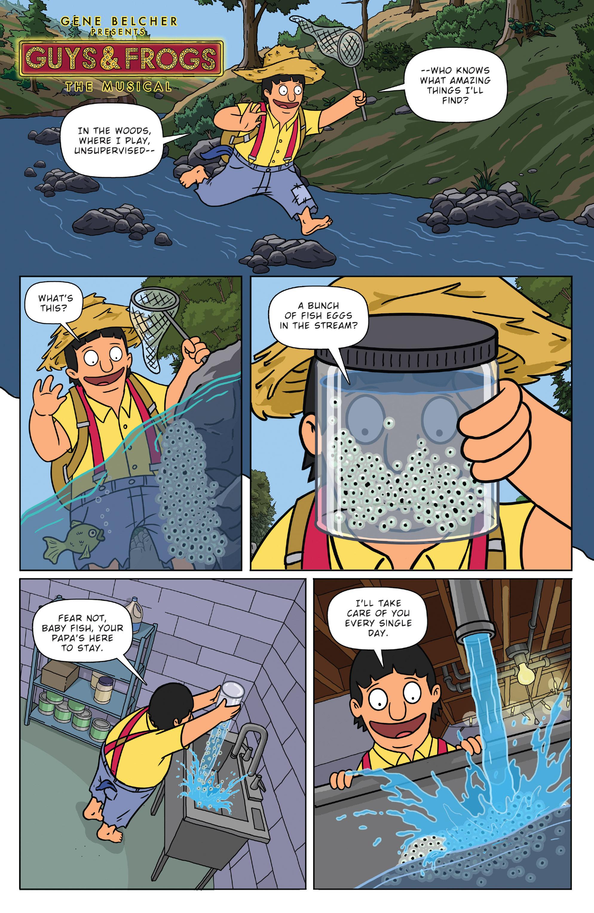 Read online Bob's Burgers (2014) comic -  Issue #3 - 18