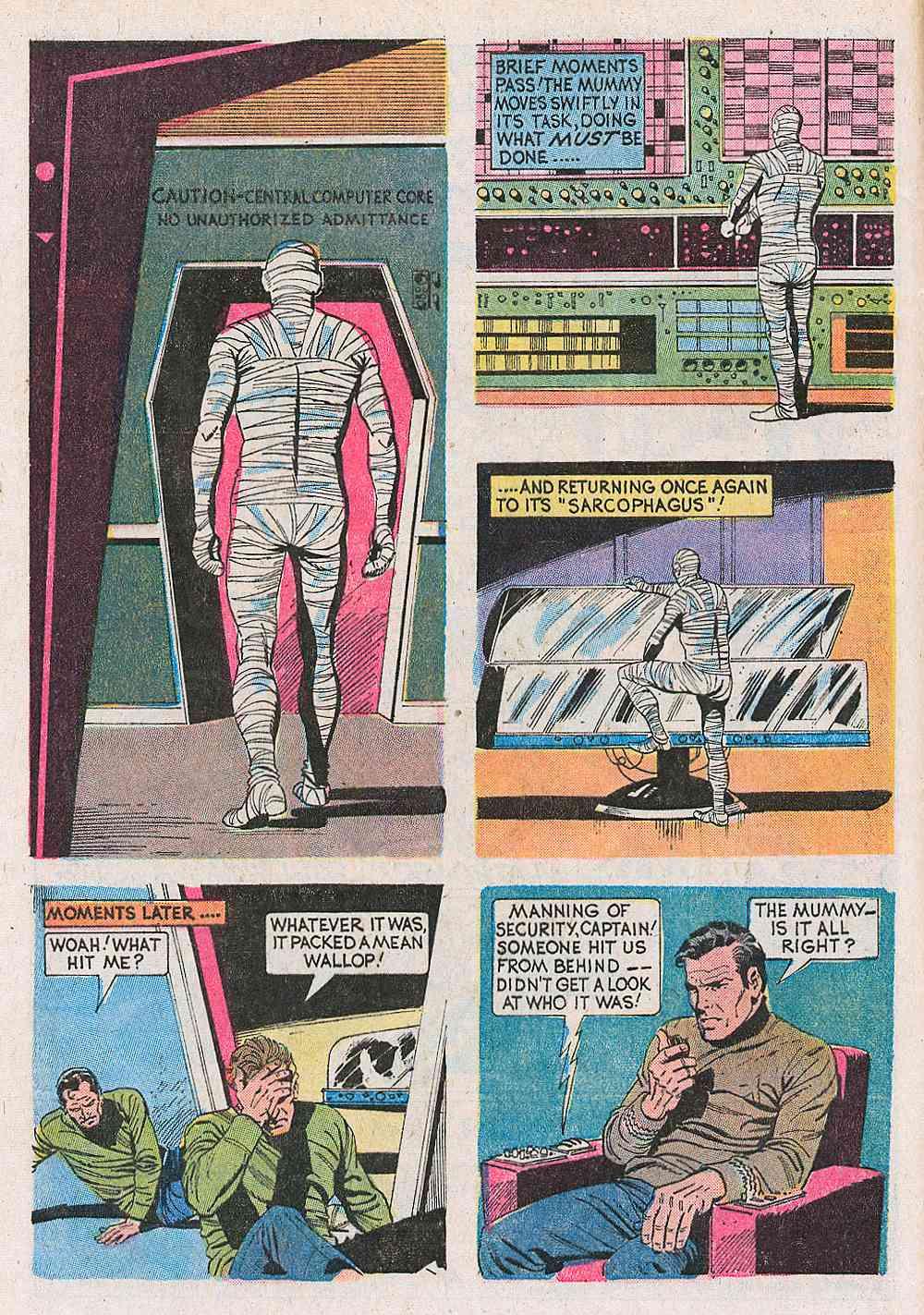 Star Trek (1967) Issue #21 #21 - English 6