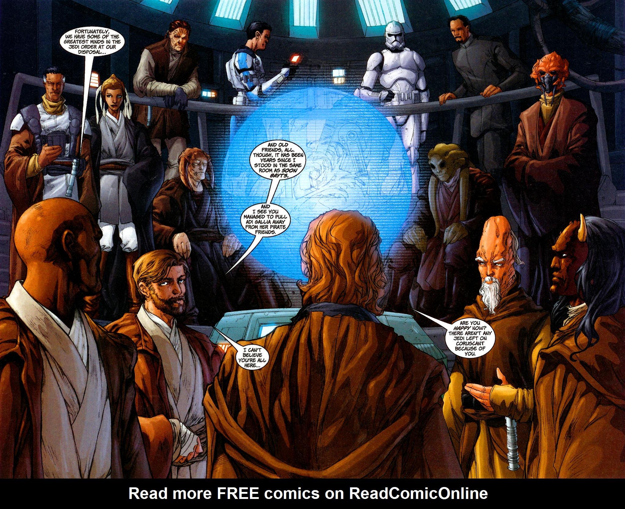 Star Wars: Obsession #4 #4 - English 6