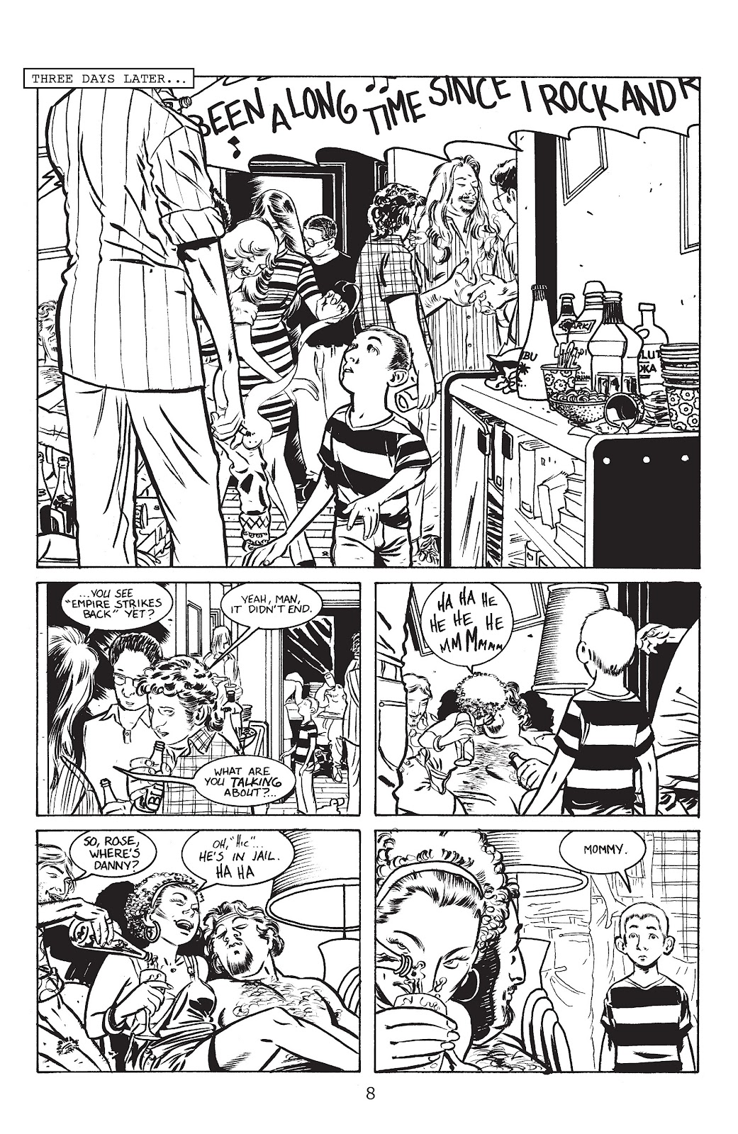 Stray Bullets Issue #3 #3 - English 10