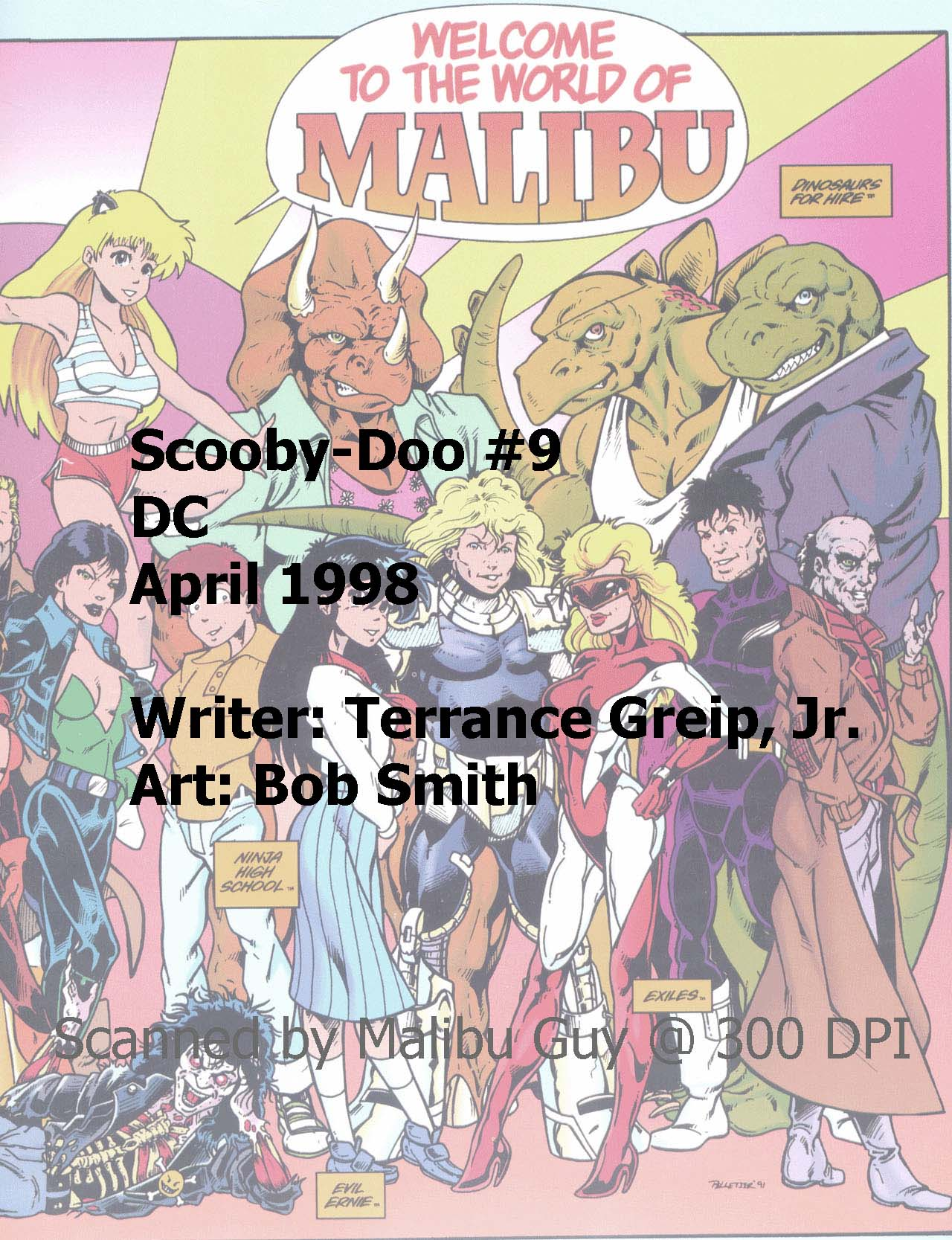 Read online Scooby-Doo (1997) comic -  Issue #9 - 3