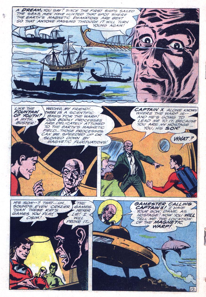 Read online Sea Devils comic -  Issue #26 - 19