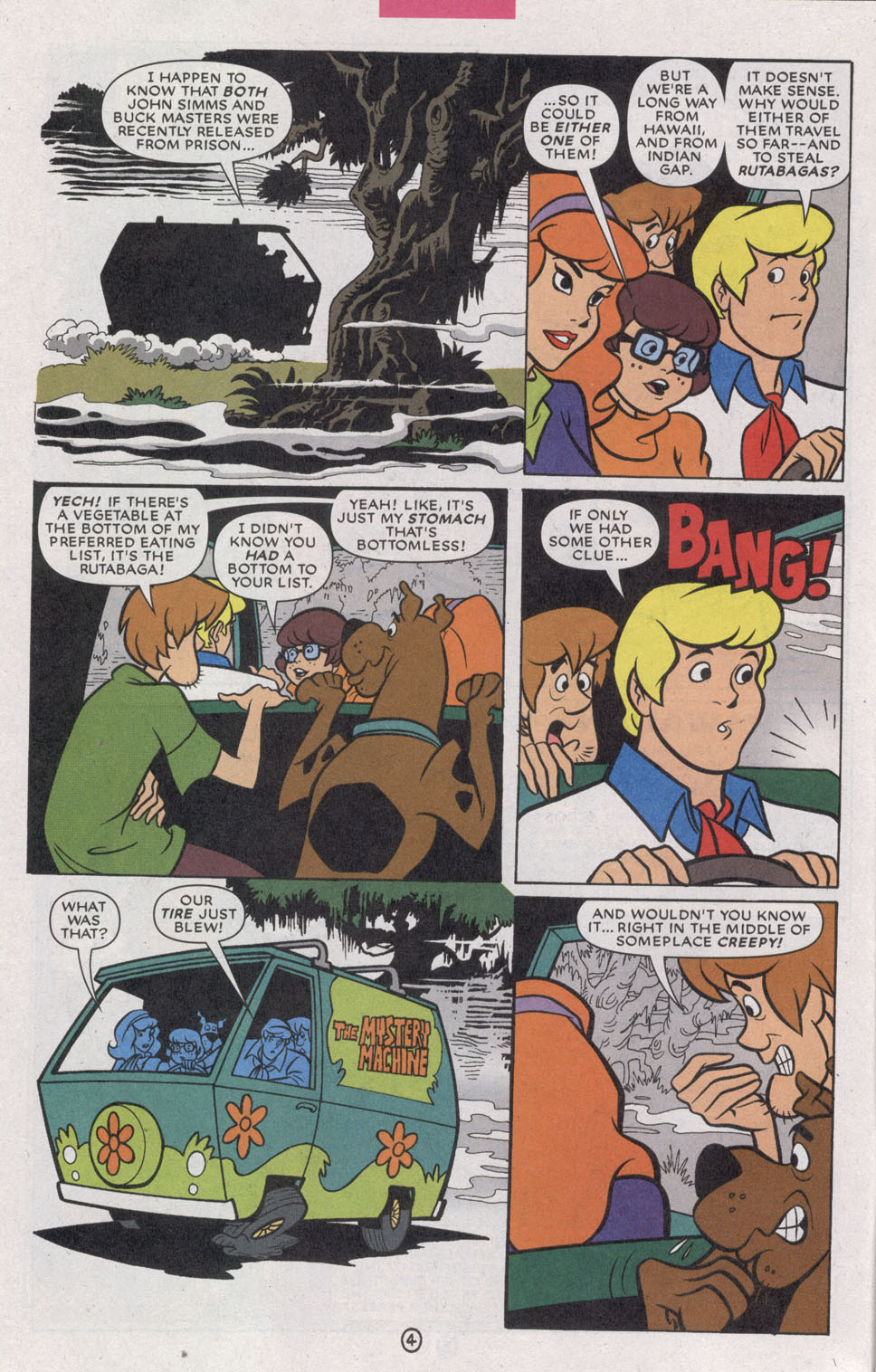 Read online Scooby-Doo (1997) comic -  Issue #74 - 6