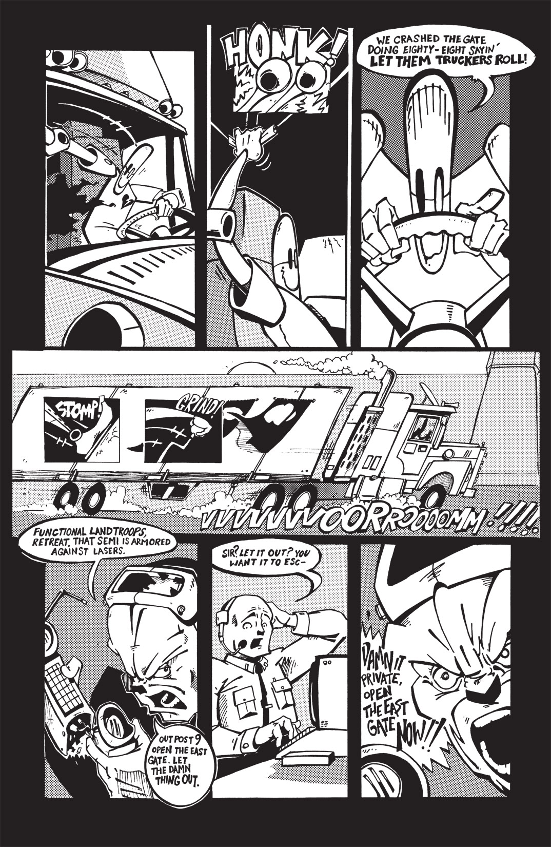 Read online Scud: The Disposable Assassin: The Whole Shebang comic -  Issue # TPB (Part 1) - 79