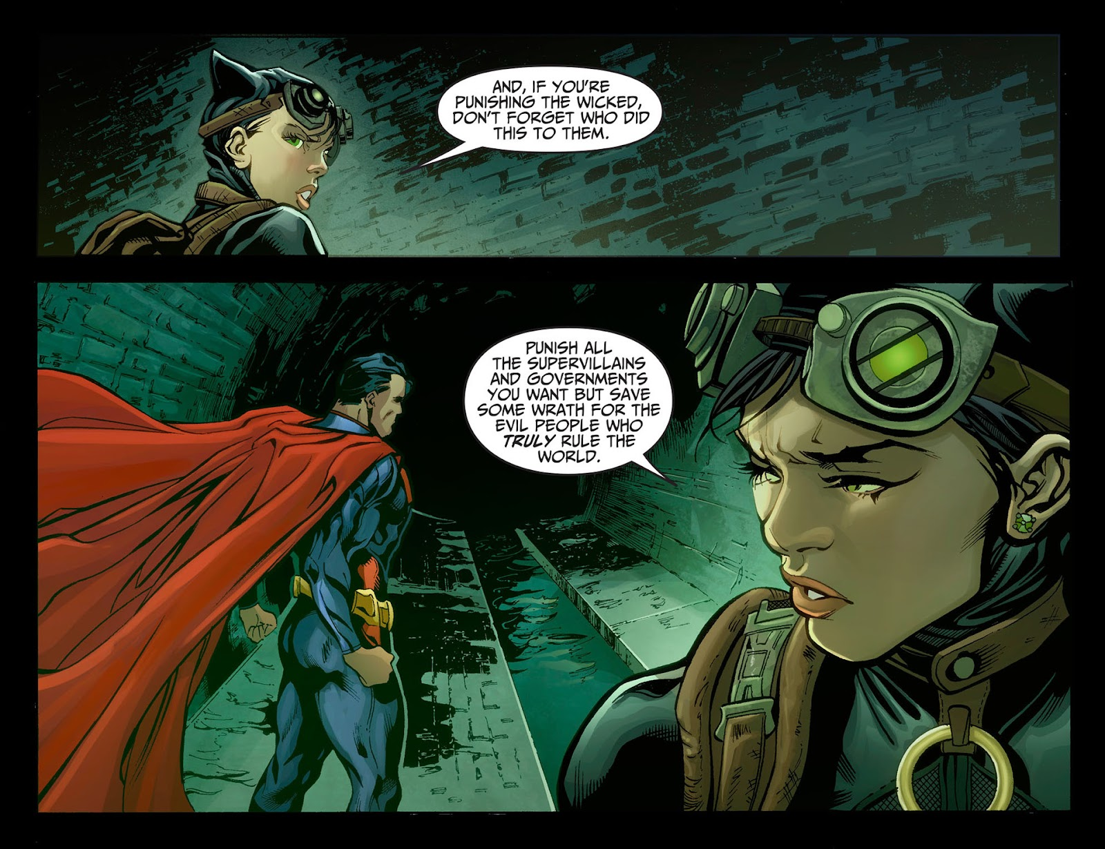 Injustice: Gods Among Us [I] Issue #17 #18 - English 18