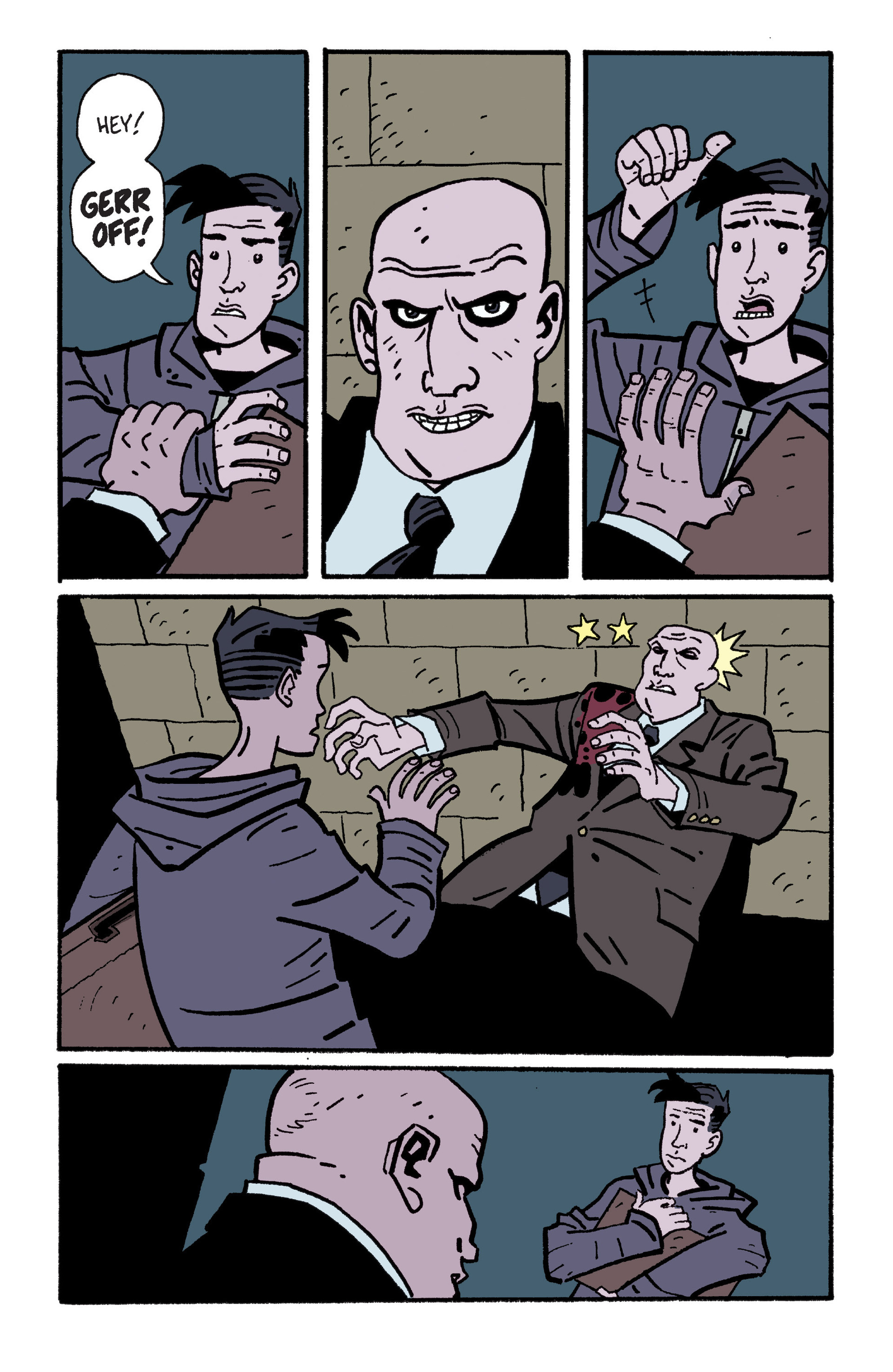 Mudman #6 #7 - English 25