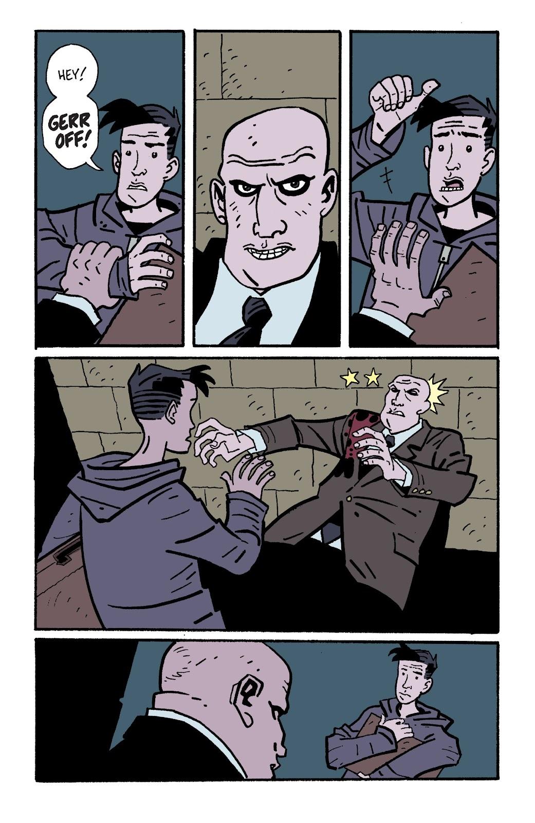 Mudman Issue #6 #6 - English 25