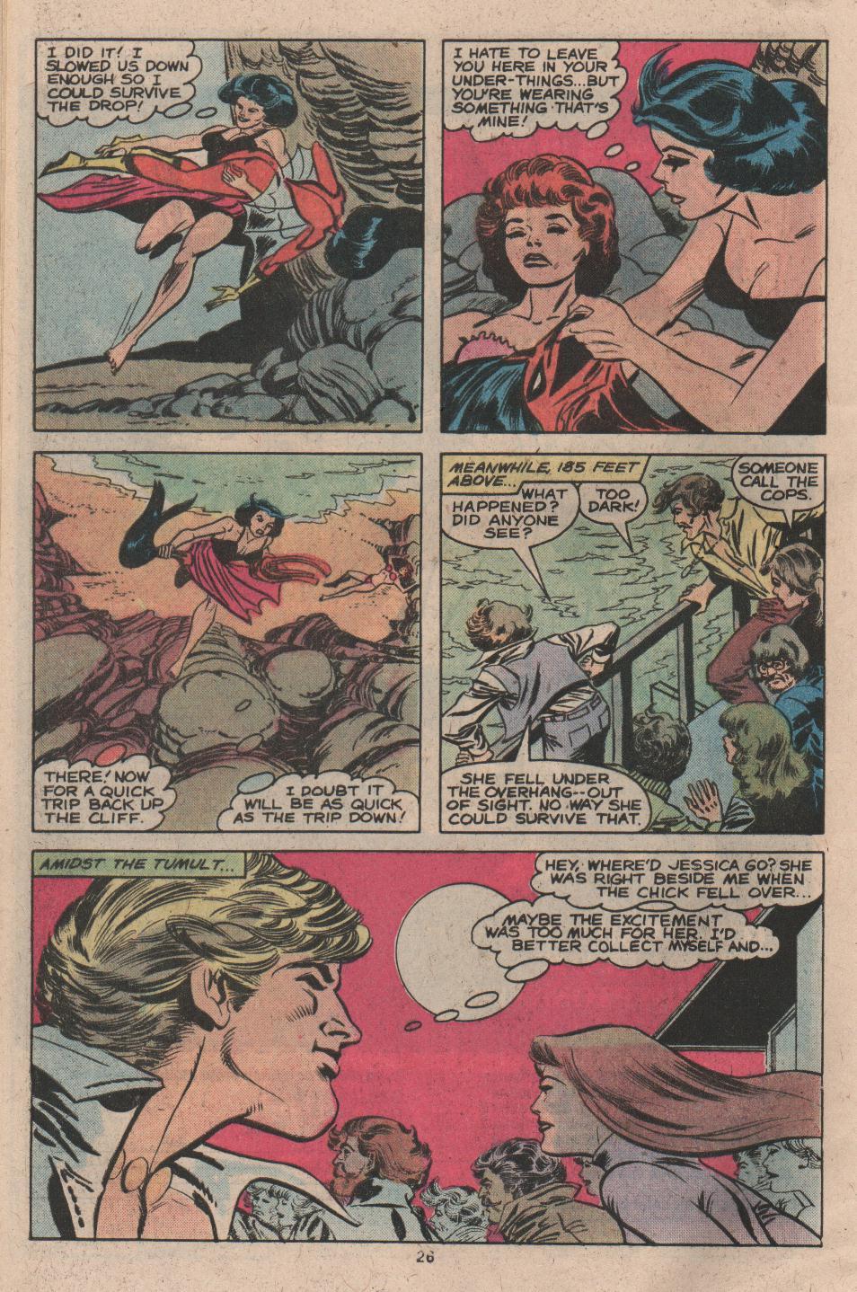 Spider-Woman (1978) #17 #34 - English 16