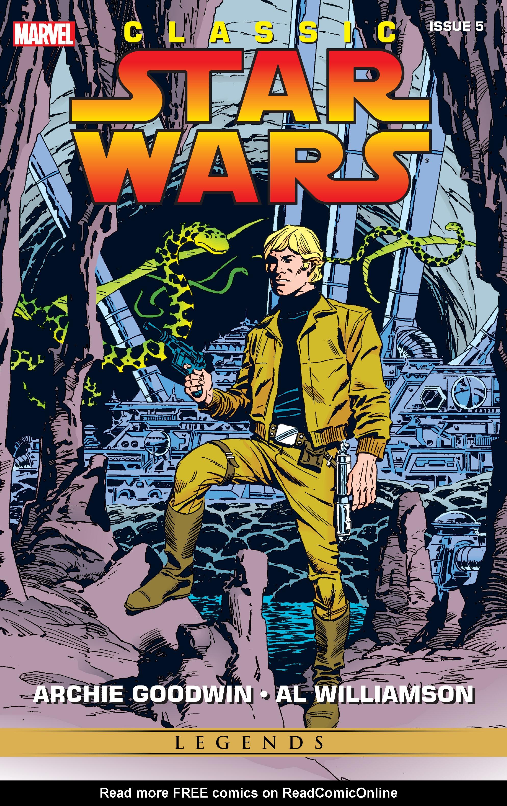 Classic Star Wars #5 #5 - English 1