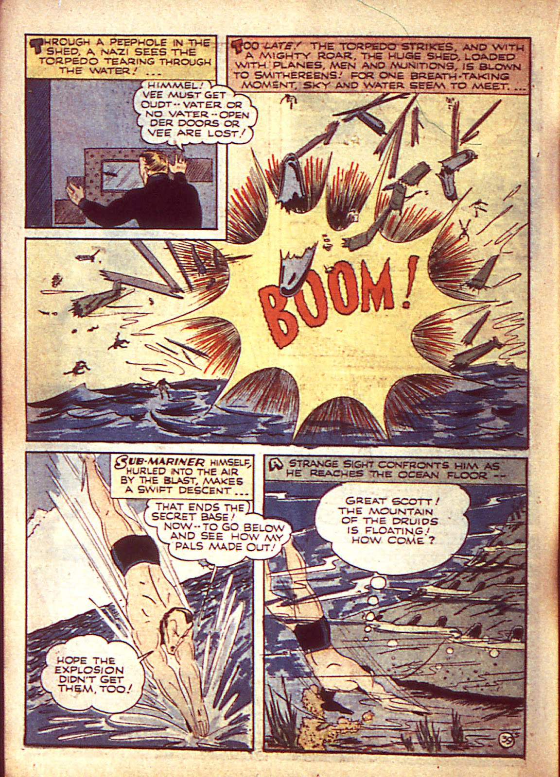 Sub-Mariner Comics Issue #3 #3 - English 43