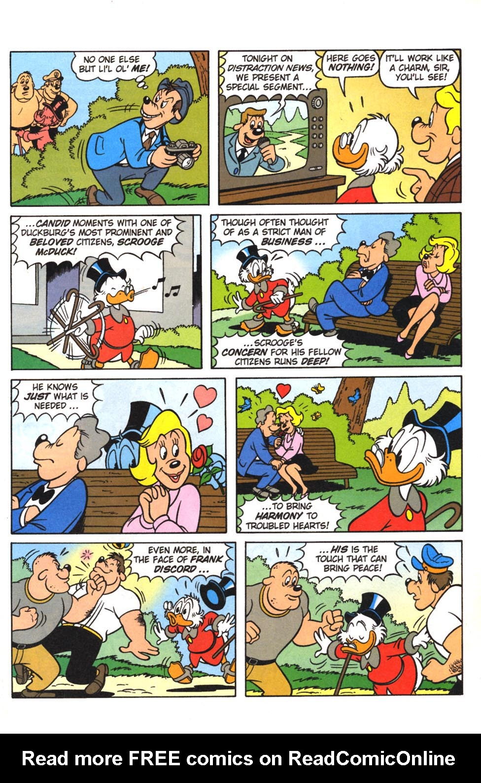 Uncle Scrooge (1953) Issue #307 #307 - English 17