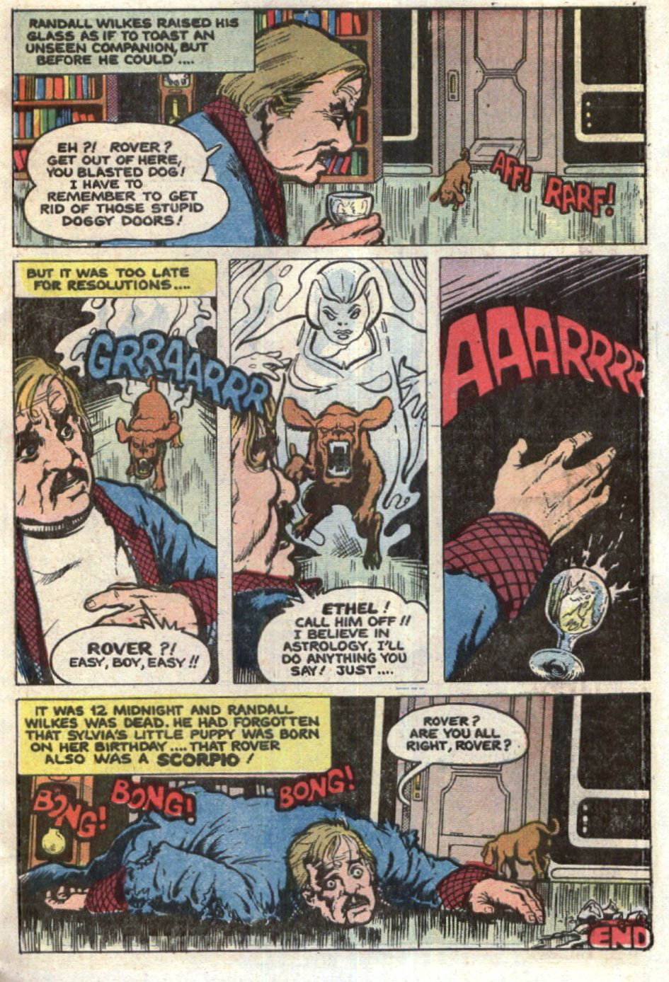 Read online Scary Tales comic -  Issue #6 - 11