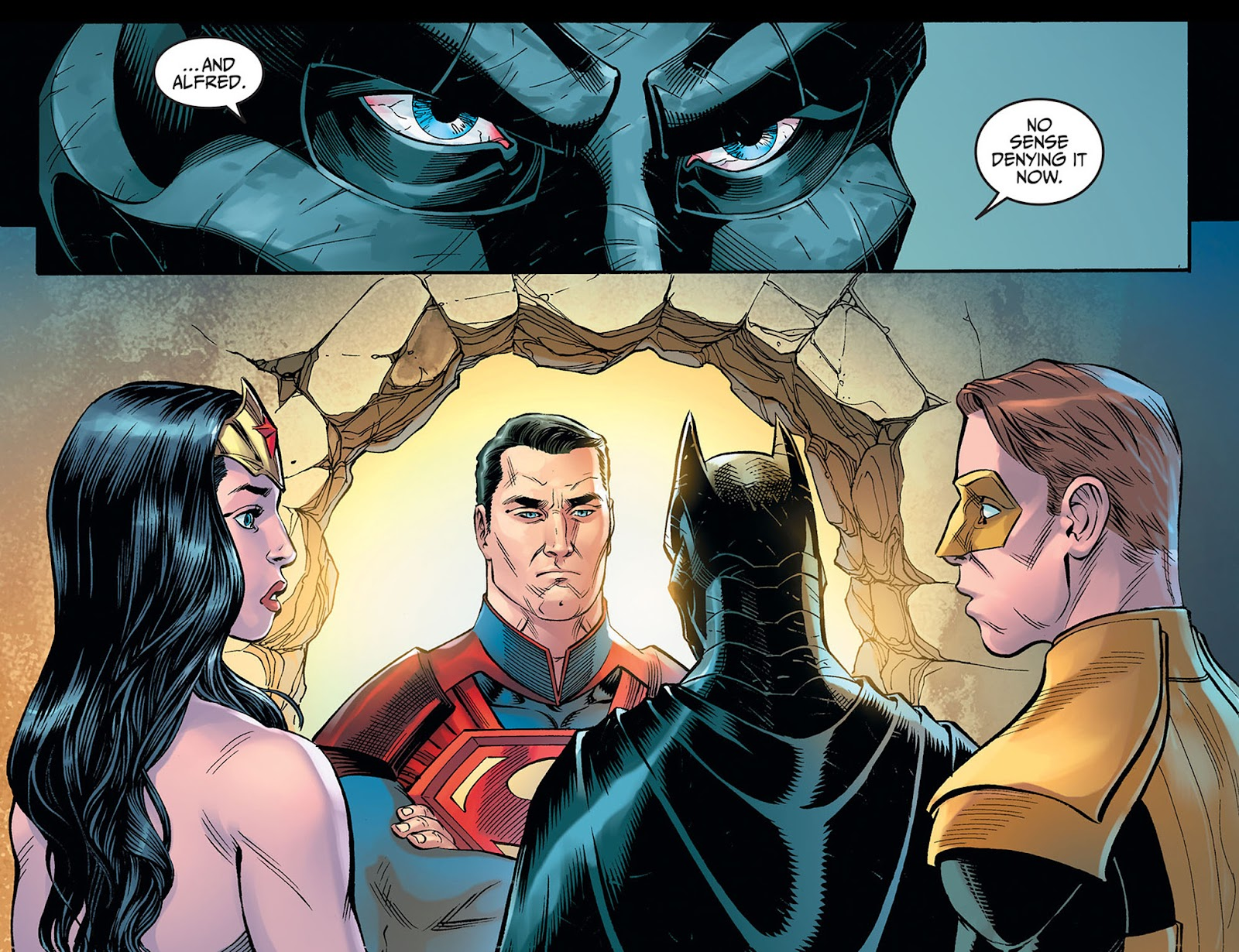 Injustice: Gods Among Us: Year Five Issue #40 #41 - English 11