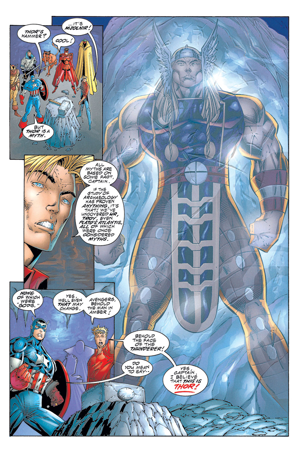 Read online Avengers (1996) comic -  Issue #1 - 20