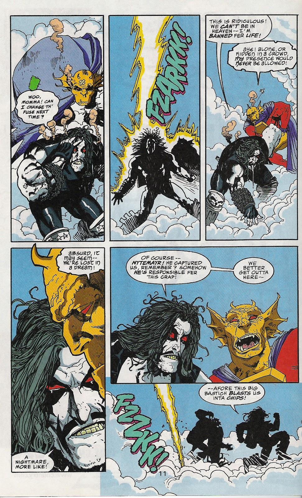 Lobo (1993) Issue #64 #69 - English 12