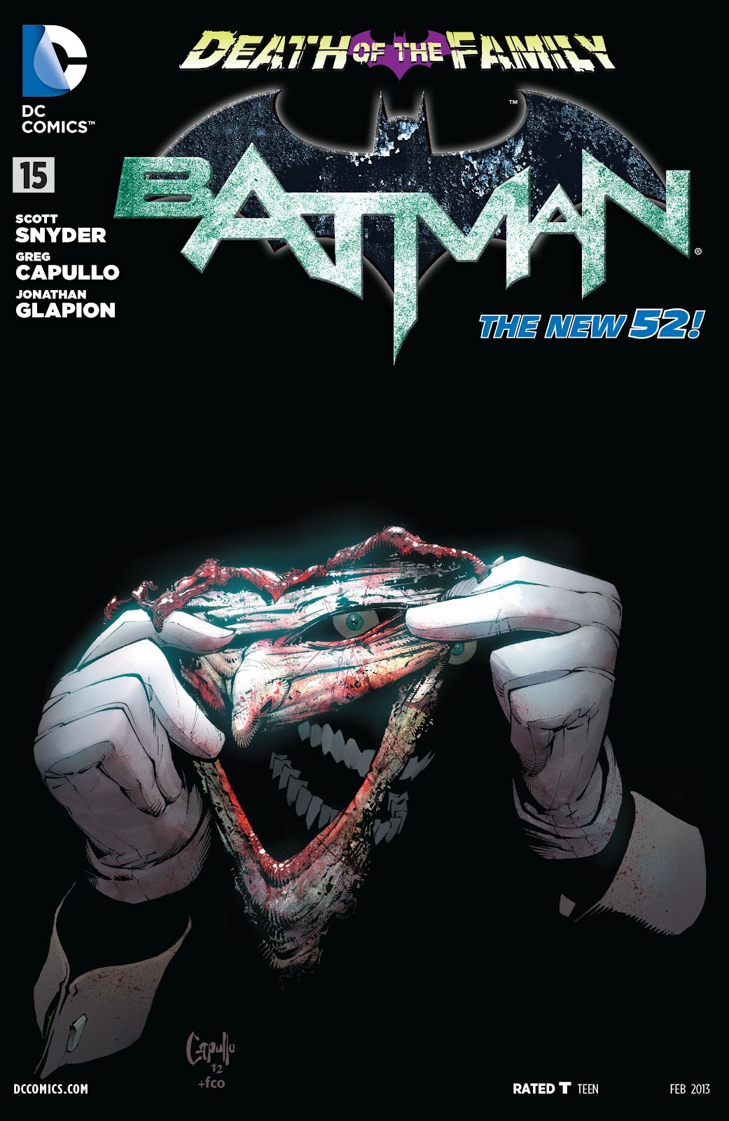 Batman (2011) Issue #15 #30 - English 30