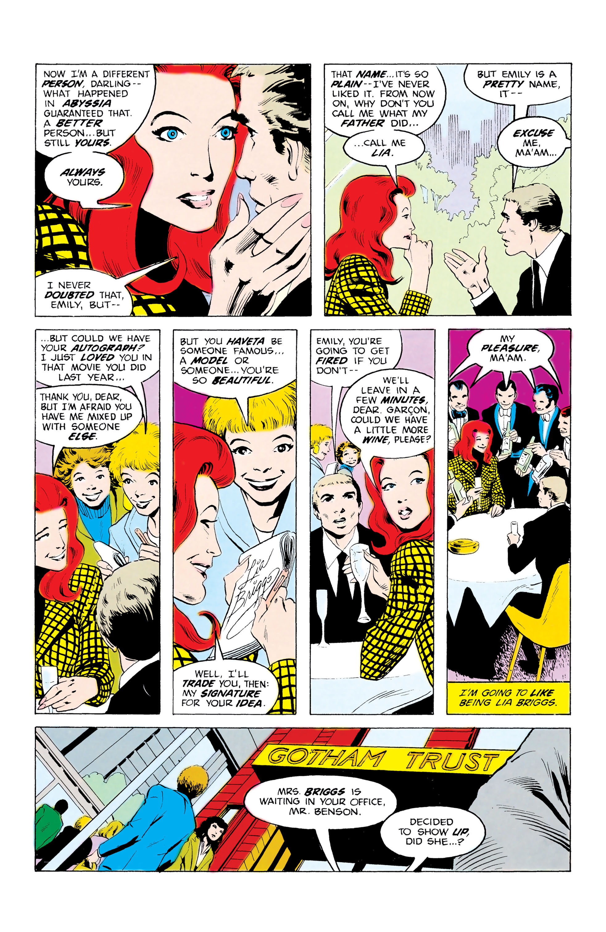Batman and the Outsiders (1983) 32 Page 20