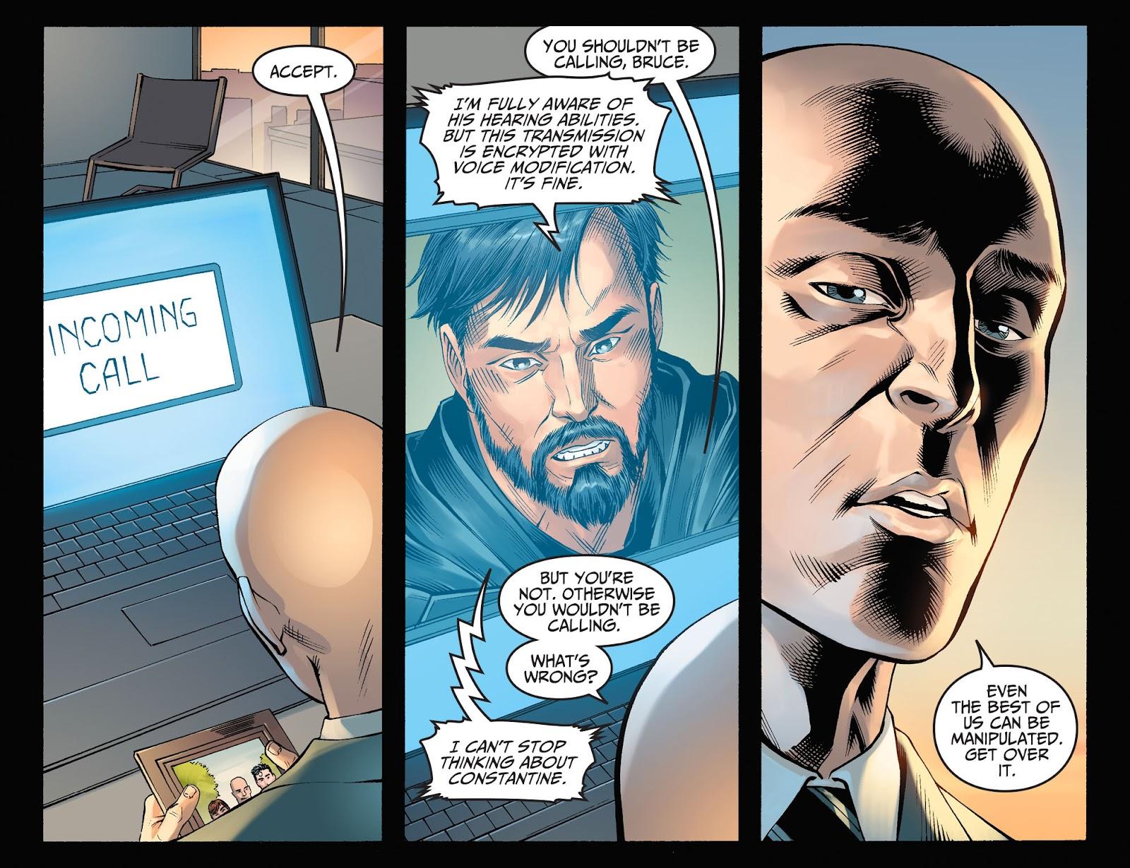 Injustice: Gods Among Us Year Four Issue #7 #8 - English 9