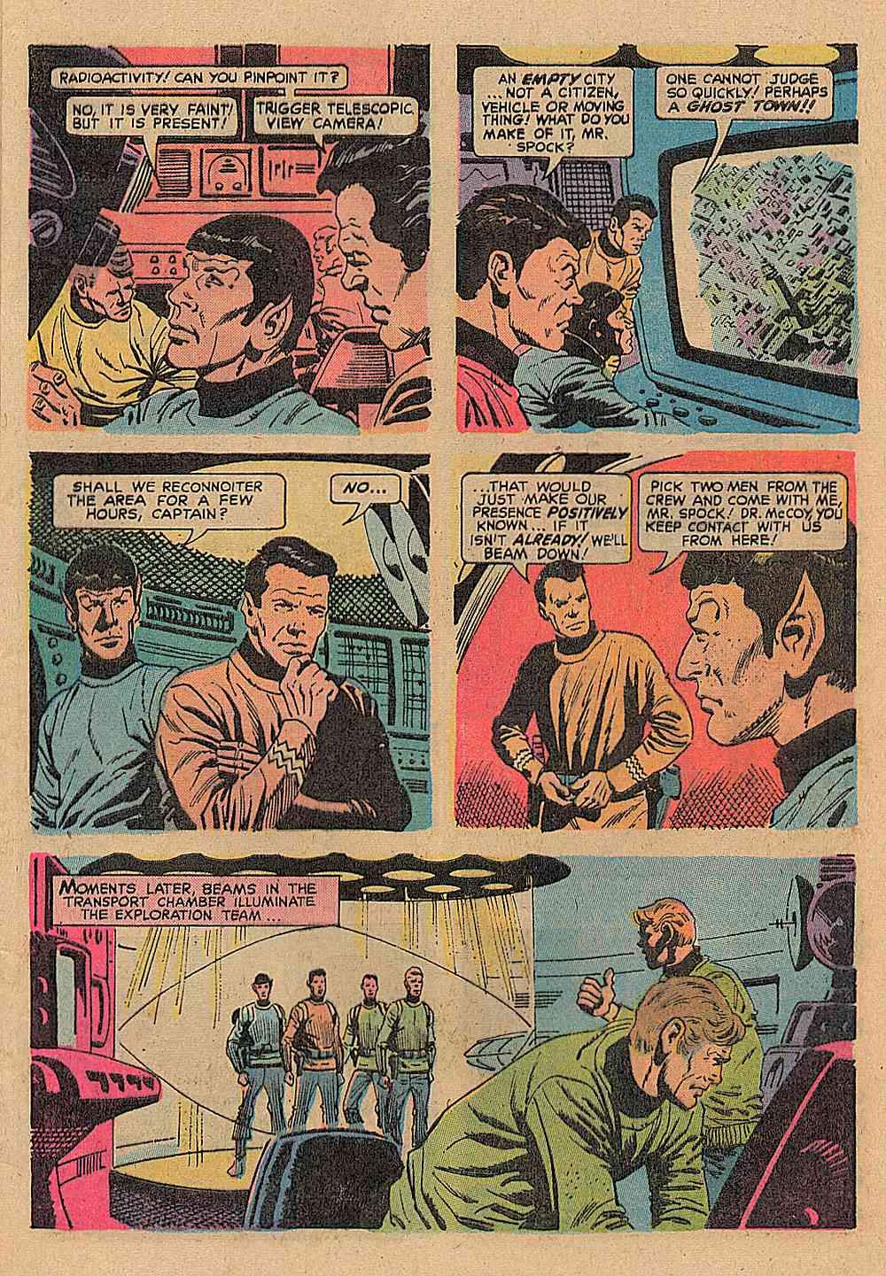 Star Trek (1967) Issue #37 #37 - English 4