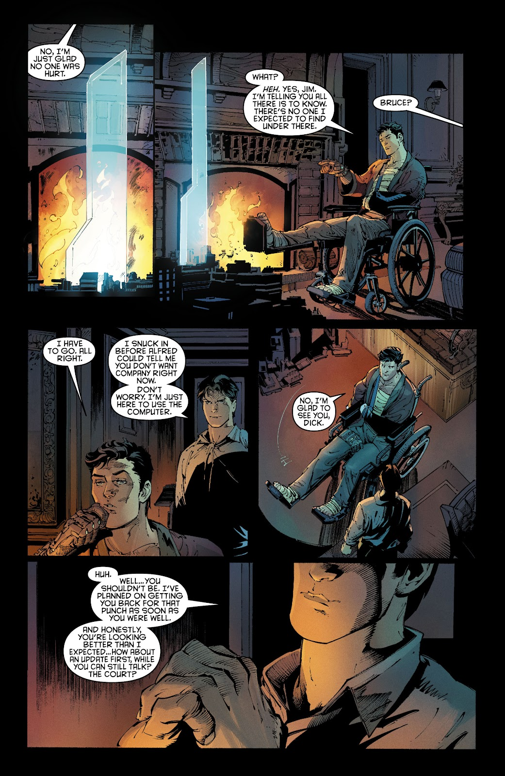 Batman (2011) Issue #11 #26 - English 19