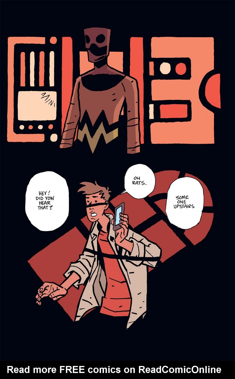 Mudman Issue #1 #1 - English 9