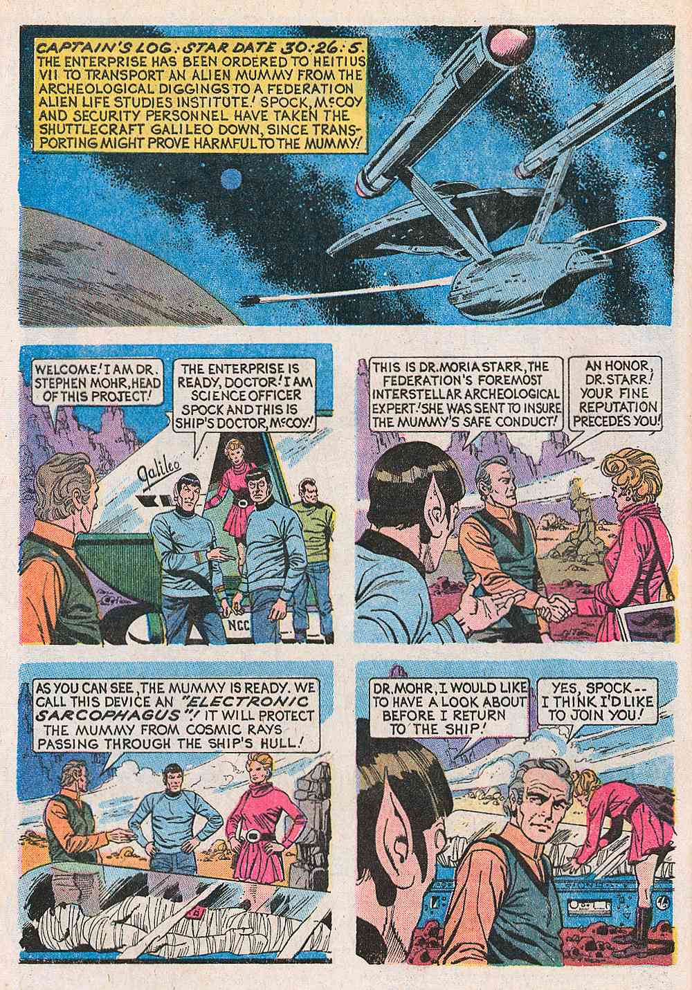 Star Trek (1967) Issue #21 #21 - English 3
