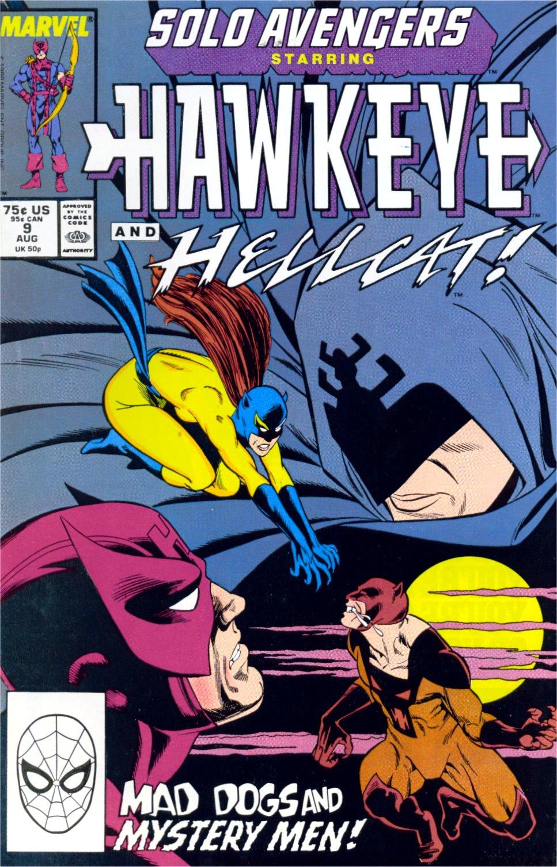 of 5 Avengers Solo #2 Comic Book Hawkeye Marvel