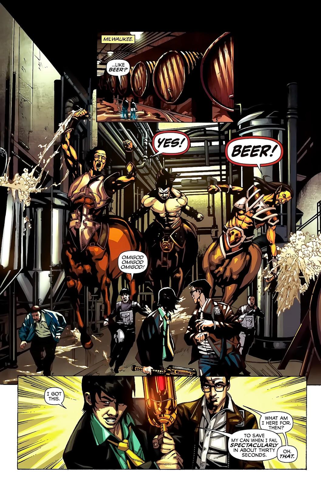 Incredible Hulks (2010) Issue #617 #7 - English 26