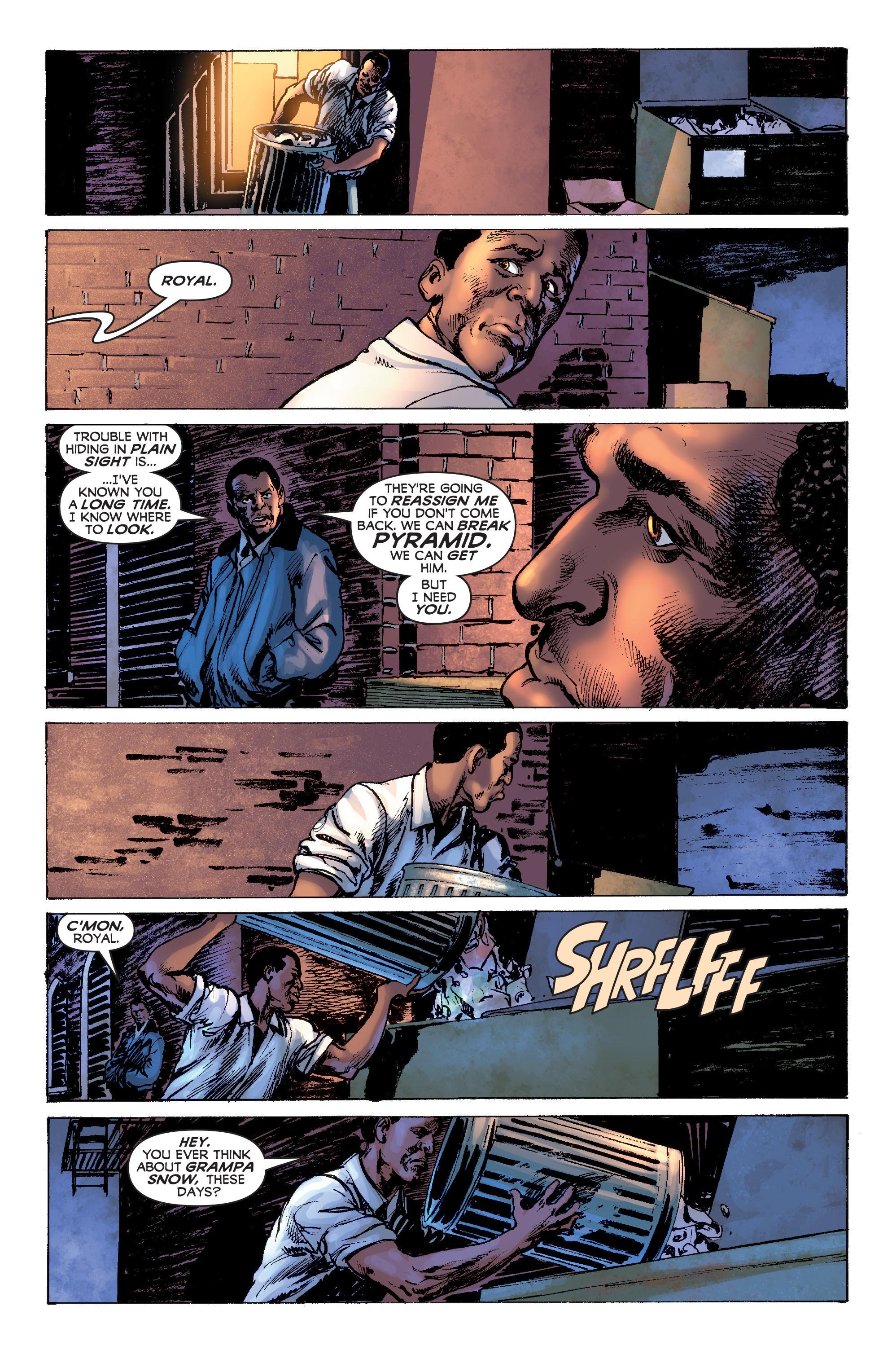 Read online Astro City: Dark Age/Book Three comic -  Issue #2 - 21