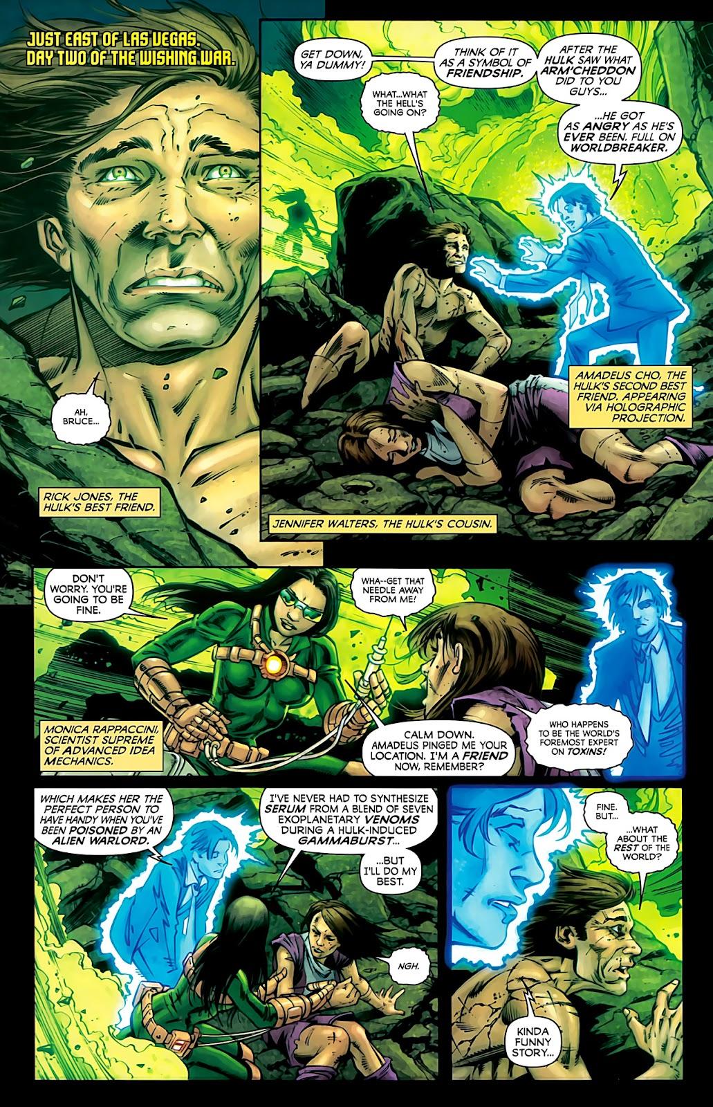 Incredible Hulks (2010) Issue #633 #23 - English 3