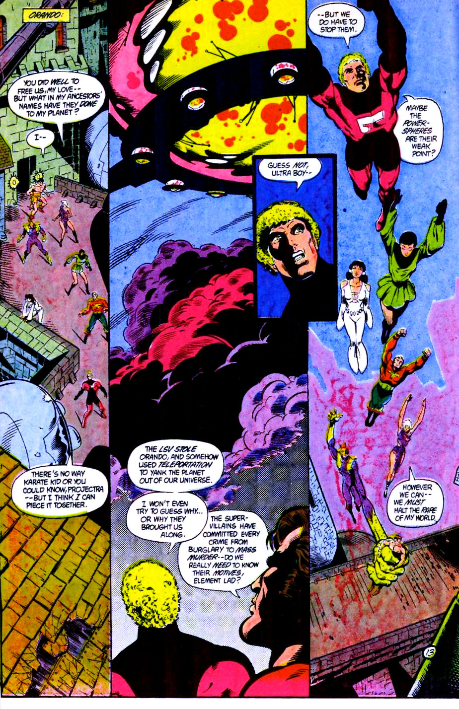 Tales of the Legion Issue #329 #16 - English 14