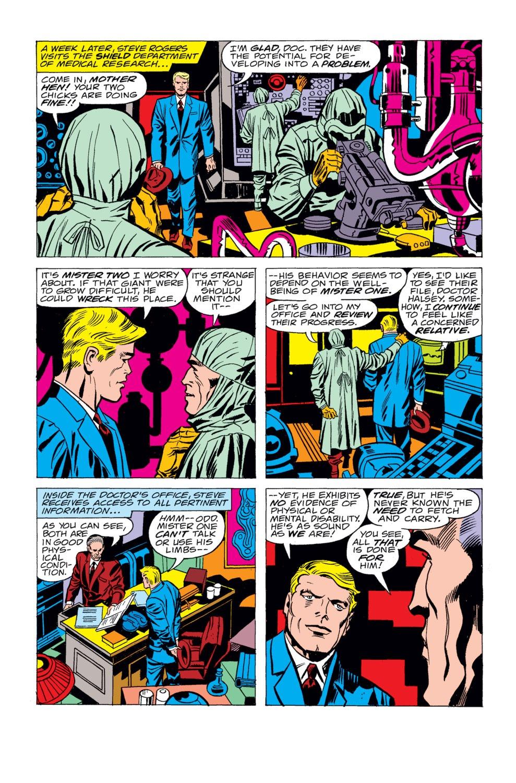 Captain America (1968) _Annual 4 #4 - English 9