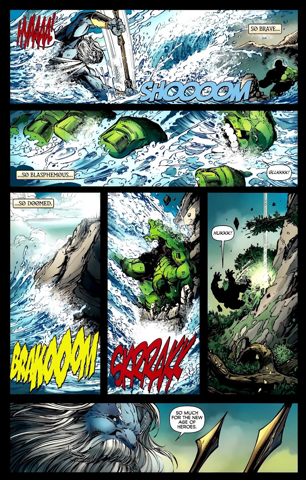 Incredible Hulks (2010) Issue #621 #11 - English 15