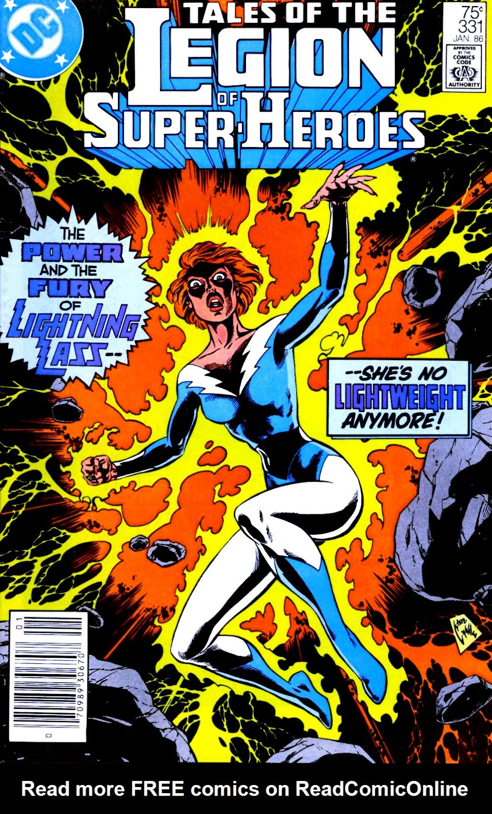 Tales of the Legion Issue #331 #18 - English 1