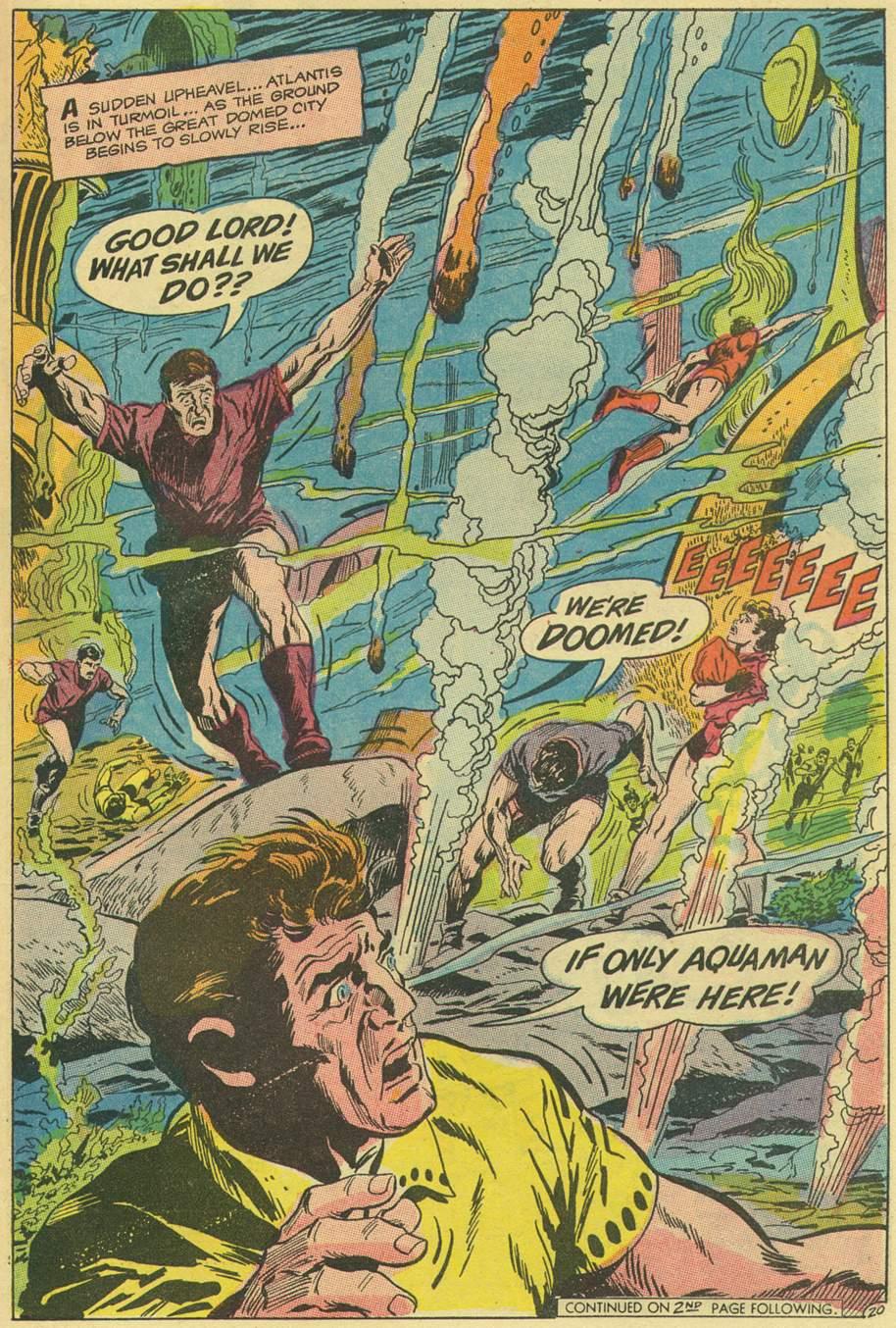Aquaman (1962) Issue #43 #43 - English 27