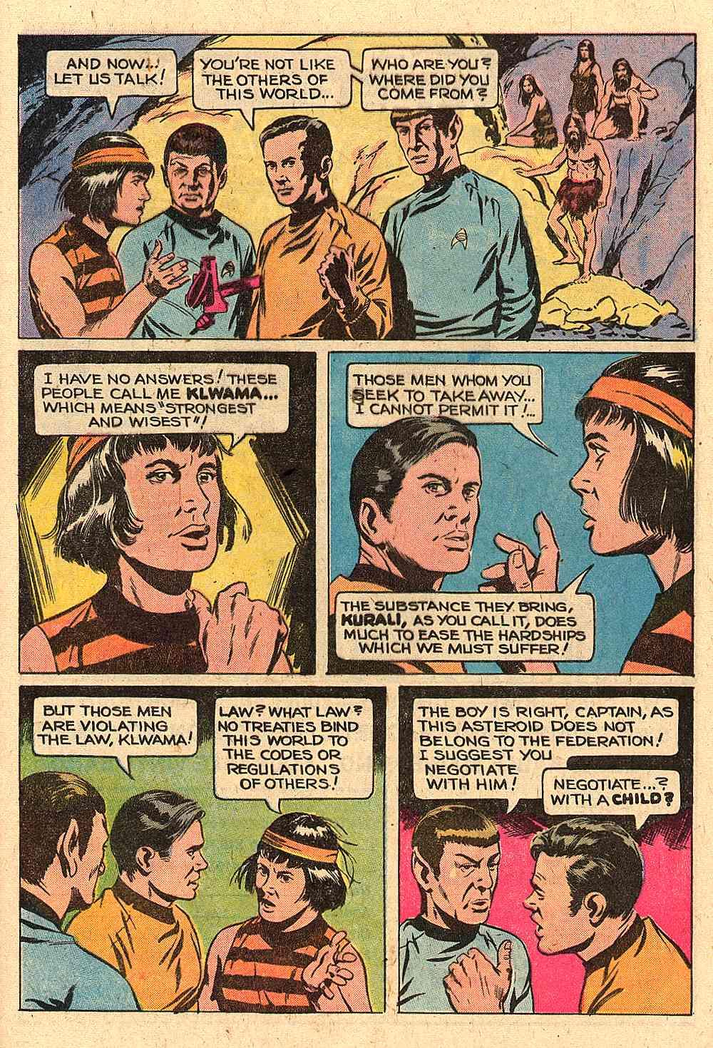 Star Trek (1967) #52 #52 - English 15