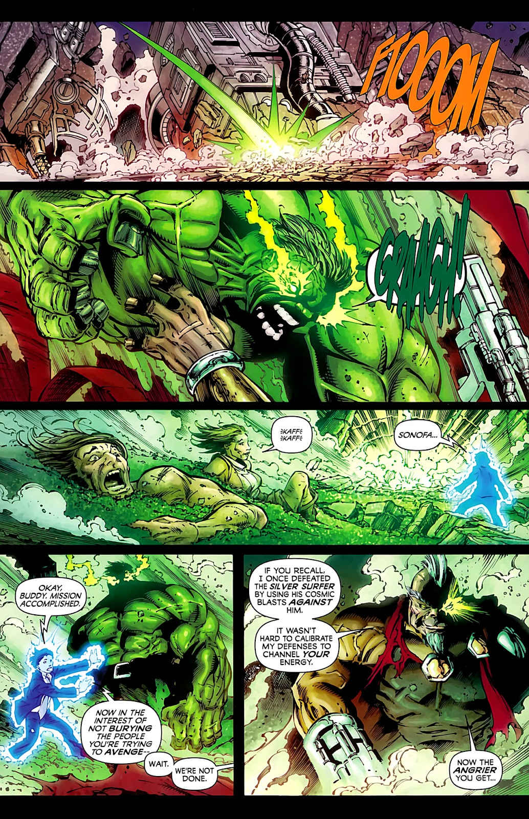 Incredible Hulks (2010) Issue #632 #22 - English 16