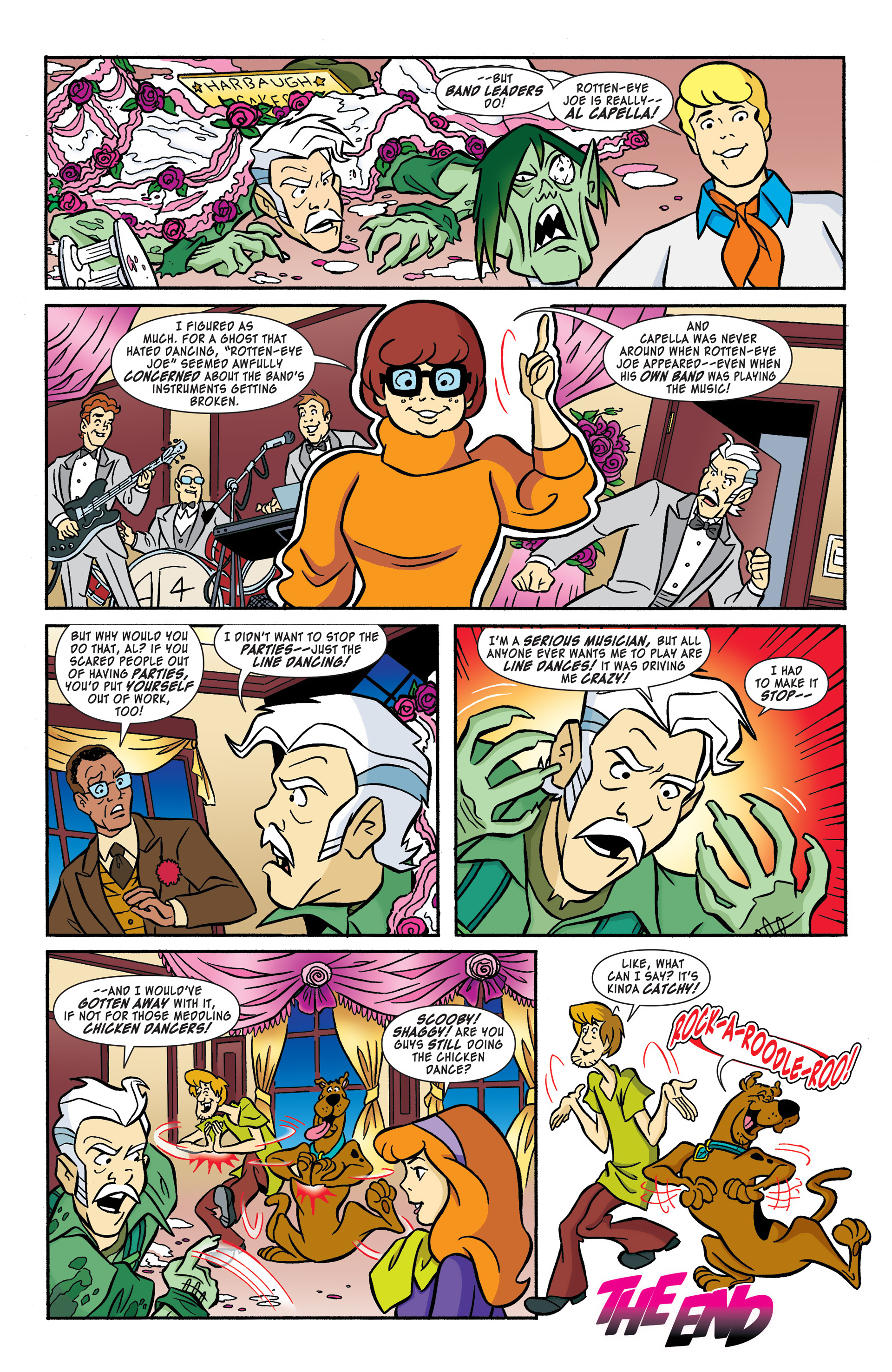 Read online Scooby-Doo: Where Are You? comic -  Issue #51 - 11
