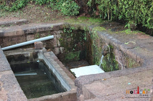 Fresh water storage in temple