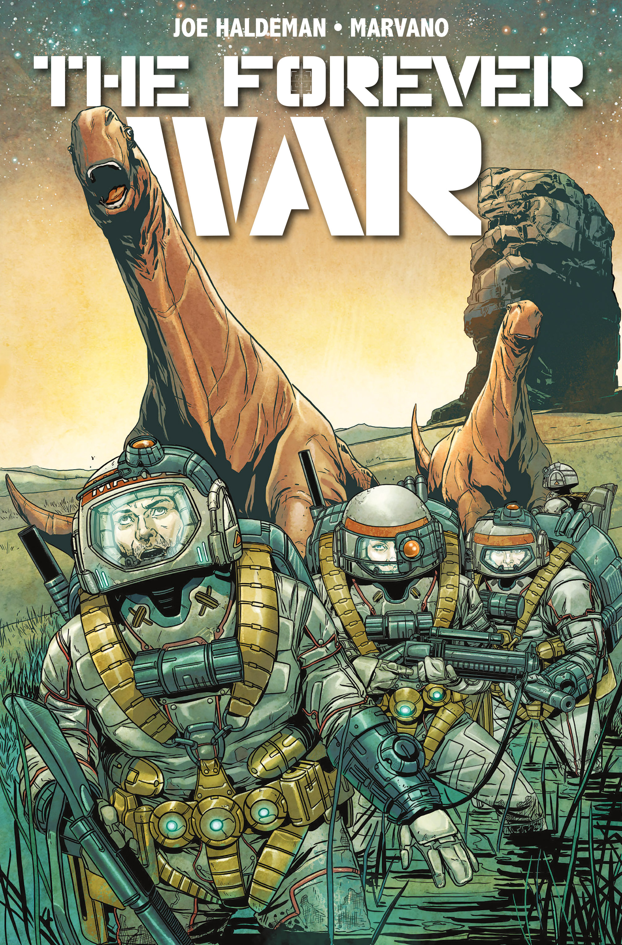 The Forever War (2017) #1 #6 - English 32