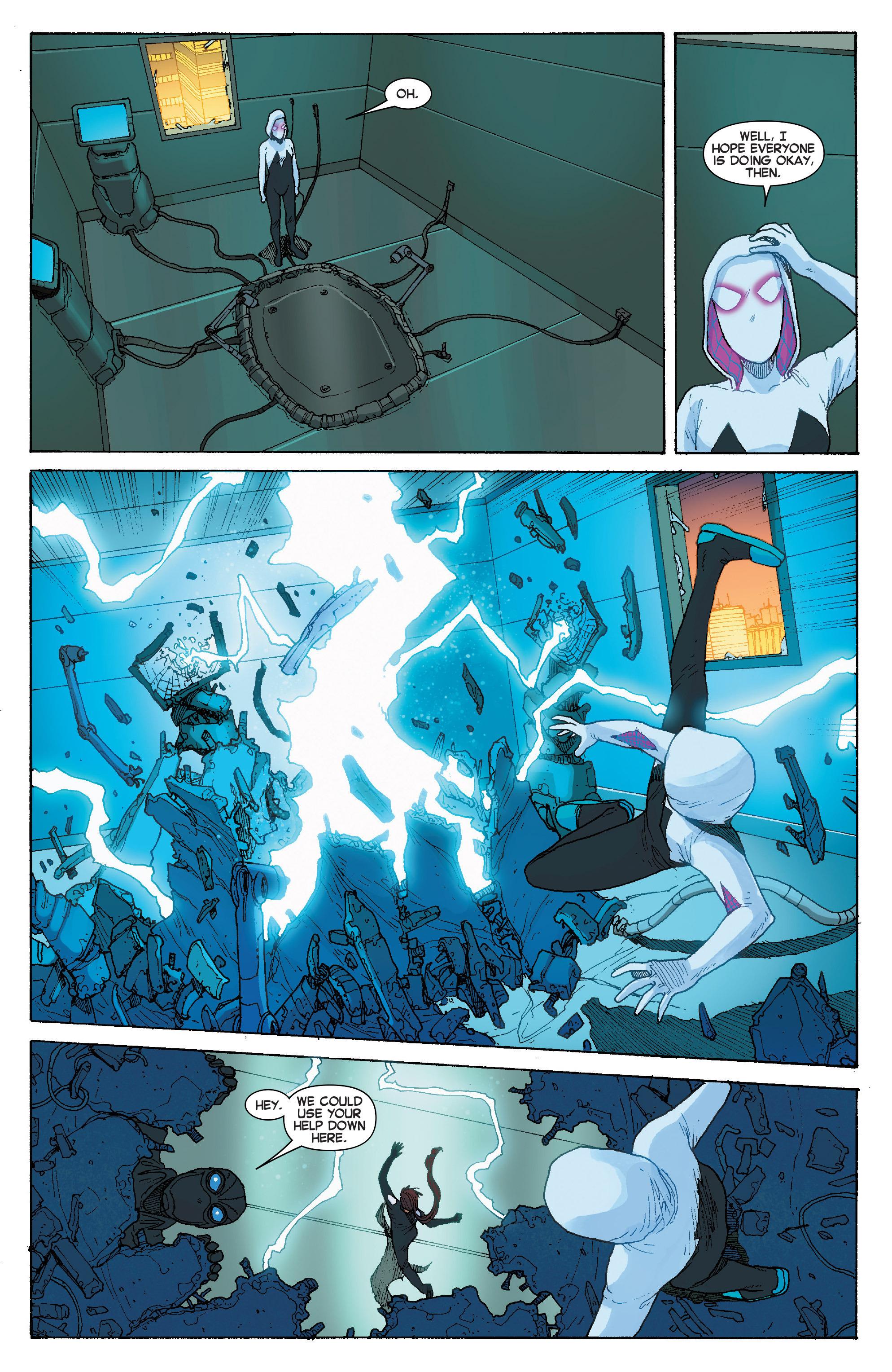 Read online Spider-Verse [II] comic -  Issue #5 - 6