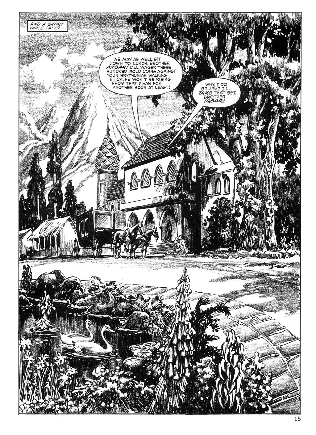 The Savage Sword Of Conan Issue #89 #90 - English 15