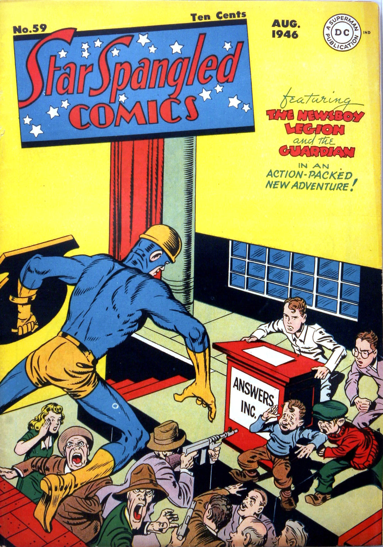 Star Spangled Comics (1941) 59 Page 1
