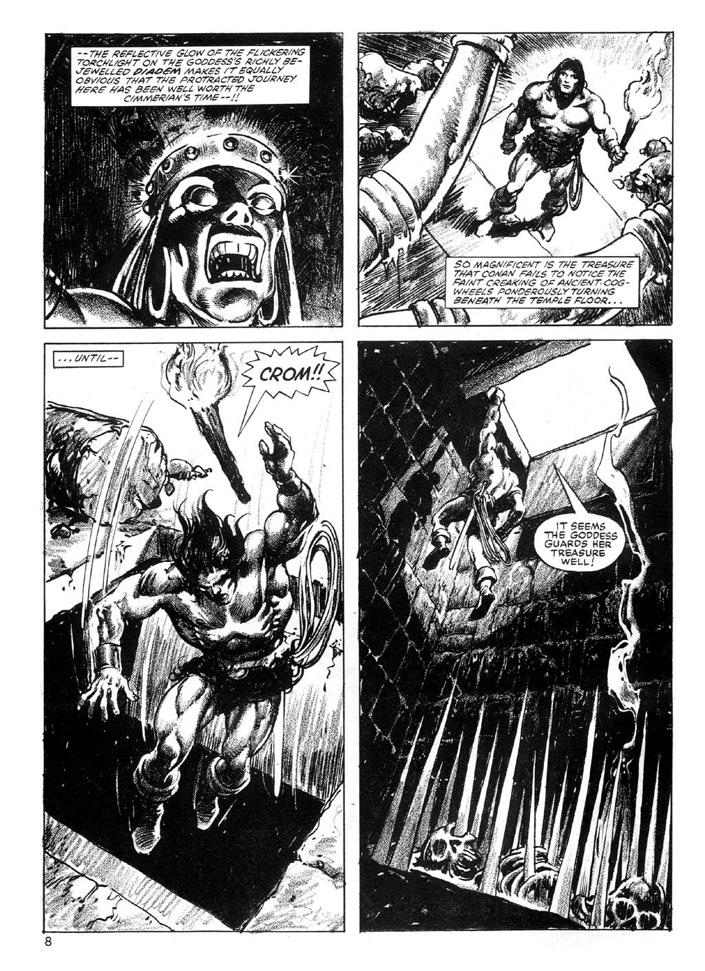 The Savage Sword Of Conan Issue #89 #90 - English 8