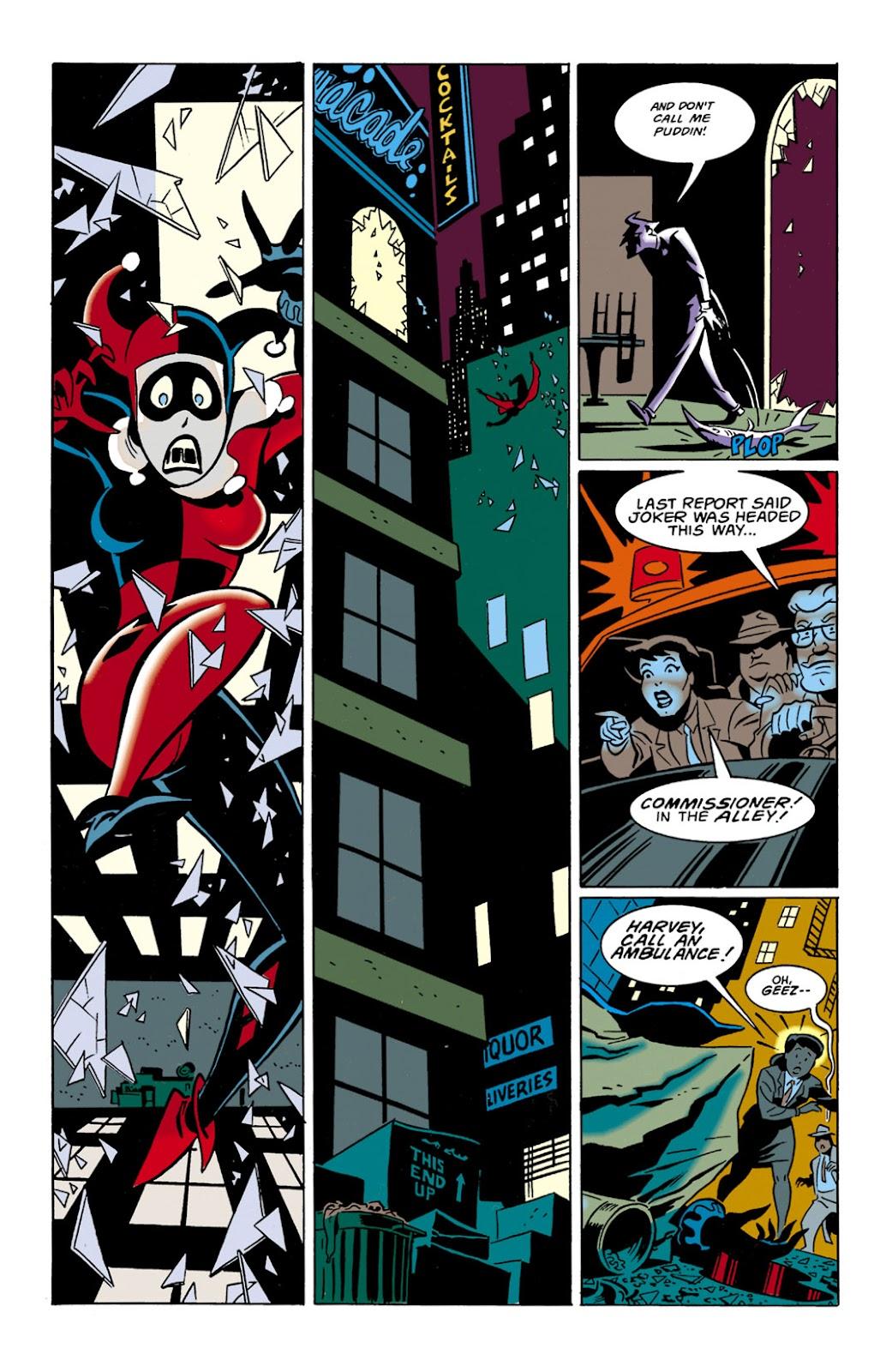The Batman Adventures: Mad Love Full #1 - English 54