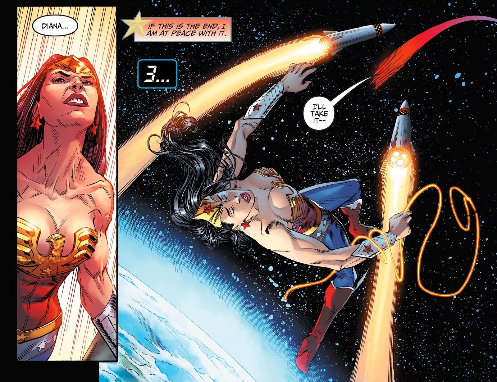 Injustice: Gods Among Us Year Four Issue #23 #24 - English 18