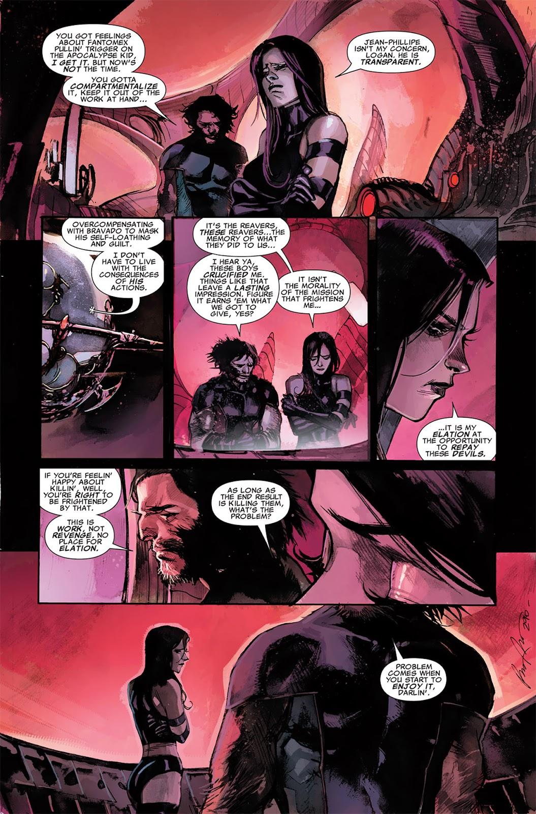 Uncanny X-Force (2010) Issue #5.1 #6 - English 6