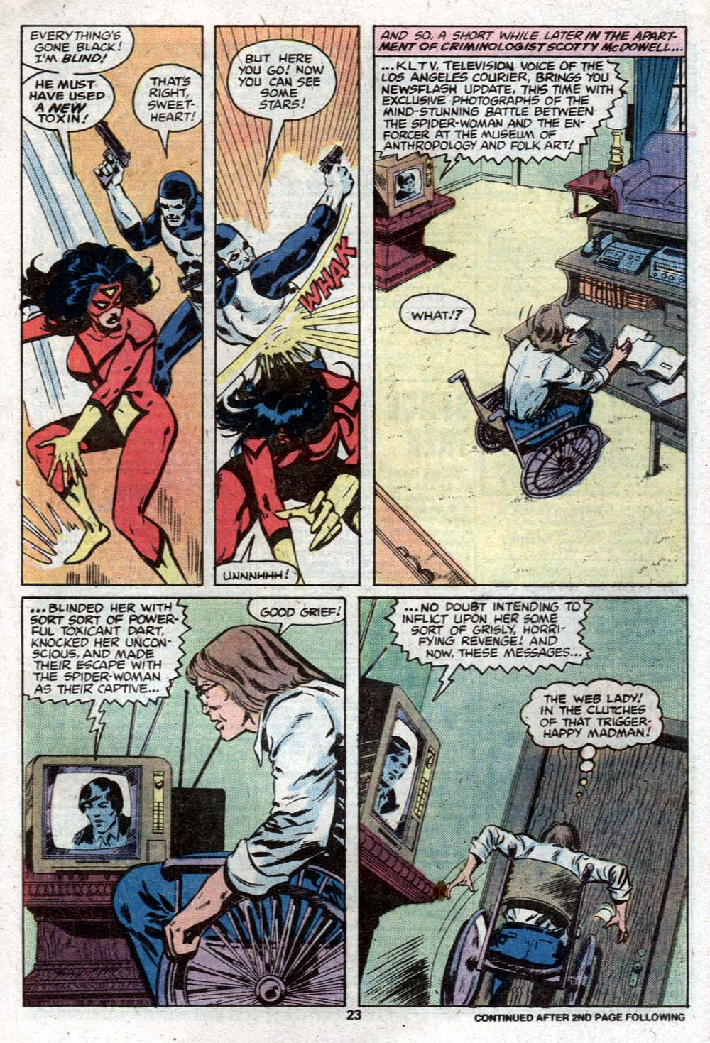 Spider-Woman (1978) Issue #27 #27 - English 15