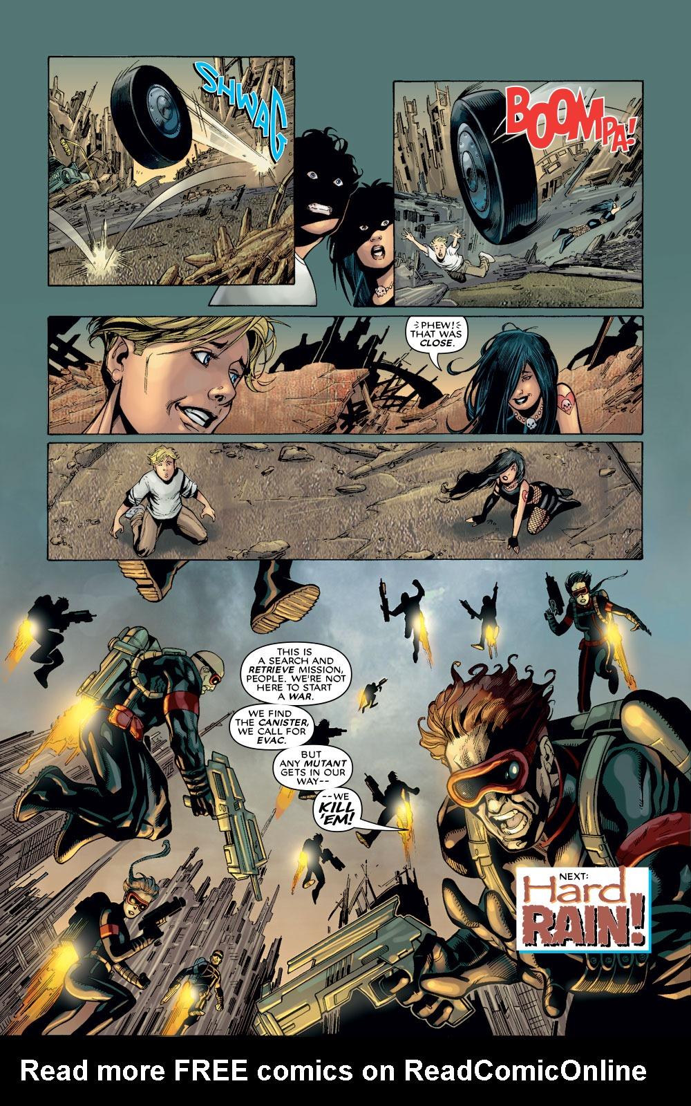 Excalibur (2004) Issue #3 #3 - English 23