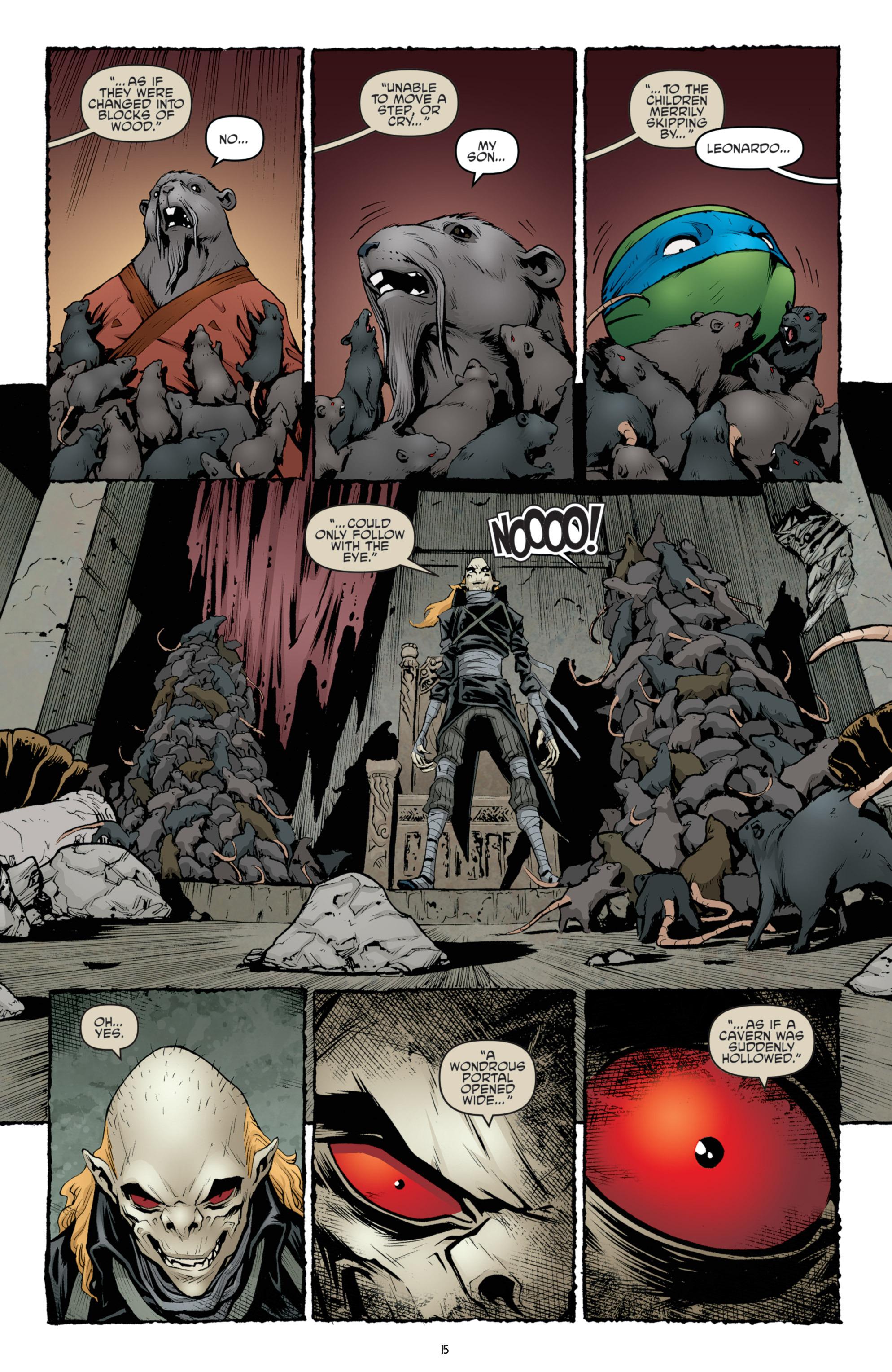Read online Teenage Mutant Ninja Turtles (2011) comic -  Issue #36 - 18